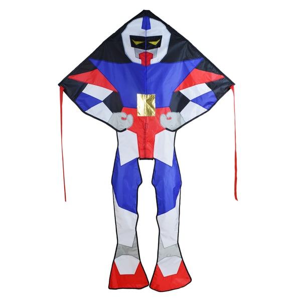Super Bot Large Easy Flyer Kite
