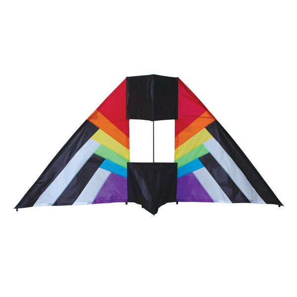 5.5 Foot Box RB Spectrum Delta Kite