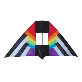 5.5 Foot Box RB Spectrum Delta Kite