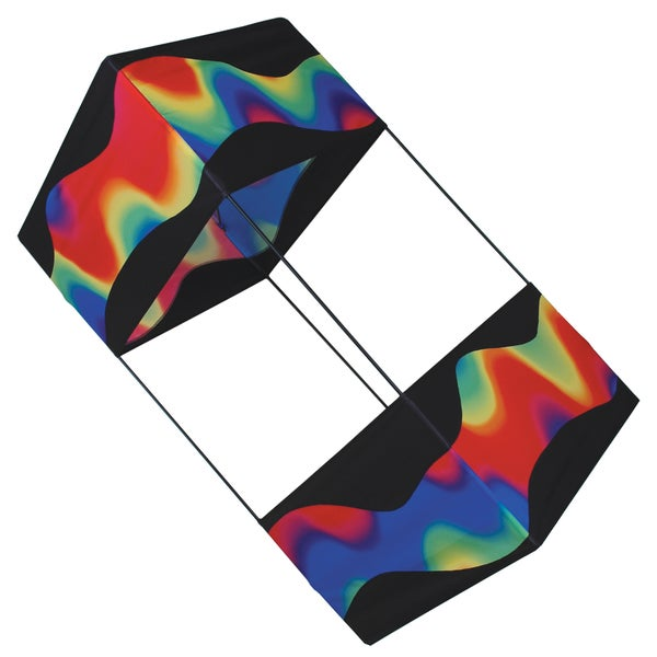40-inch Wavy Gradient Box Kite