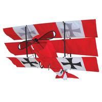 Red Baron Tri-Plane Kite