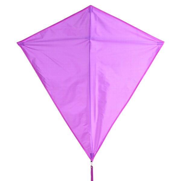 Ultraviolet 30-inch Diamond Kite