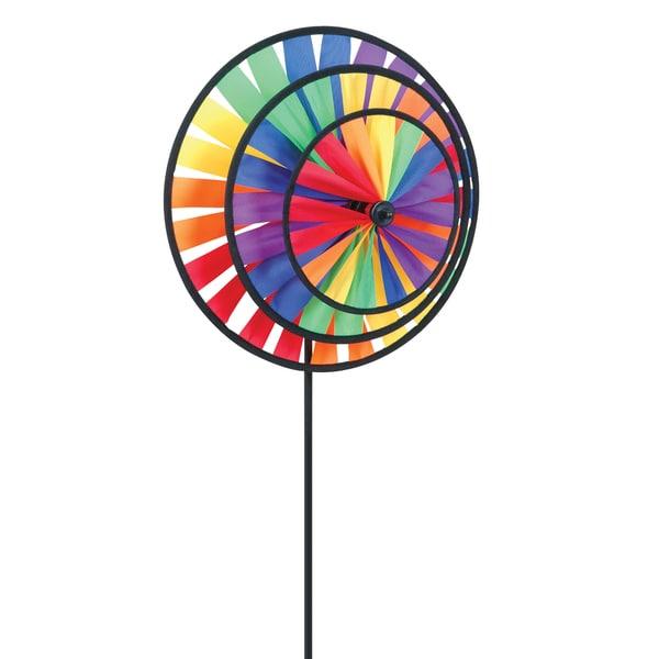 Rainbow Triple Wheel Spinner