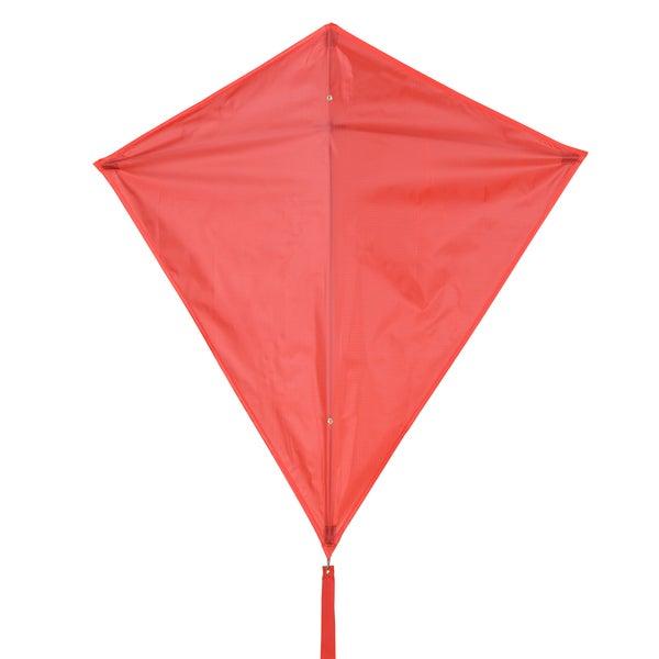 Red 30-inch Diamond Kite