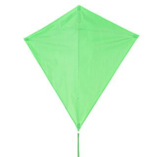 Neon Green 30-inch Diamond Kite