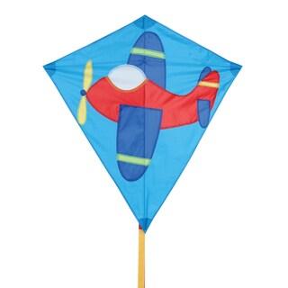Airplane 30-inch Diamond Kite