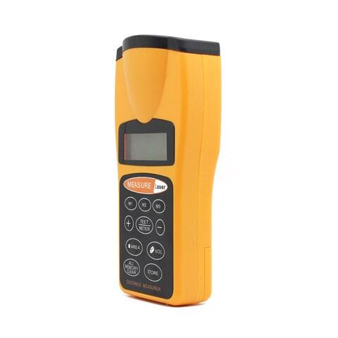 Durable Ultrasonic Laser Measuring Tool