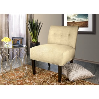 MJL Furniture Dawson7 Button Tufted Accent Chair