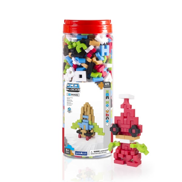 IO Blocks Minis 425-piece Set