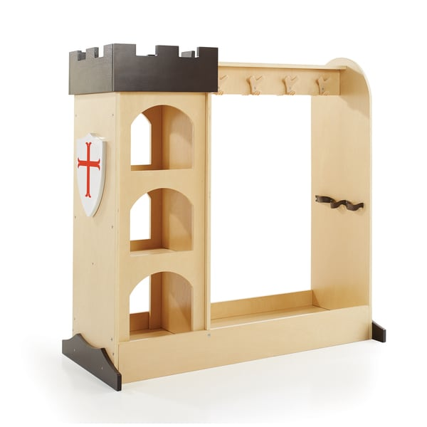 Castle Dramatic Play Storage