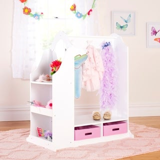 Link to White Dress Up Vanity Similar Items in Pretend Play