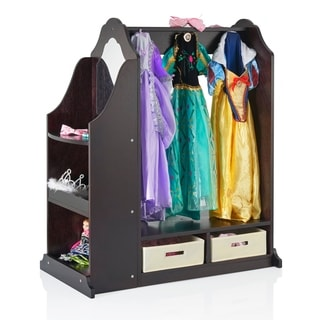 Espresso Dress Up Vanity