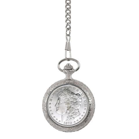 American Coin Treasures Brilliant Uncirculated 1800's New Orleans 'O' Mint Morgan Silver Dollar Pock