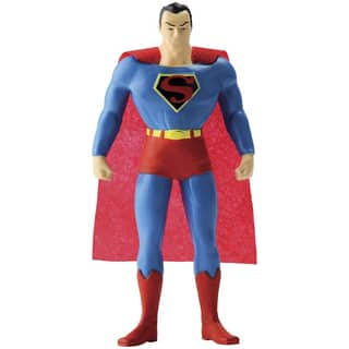 DC Comics Superman Bendable Action Figure|https://ak1.ostkcdn.com/images/products/11691203/P18616578.jpg?impolicy=medium