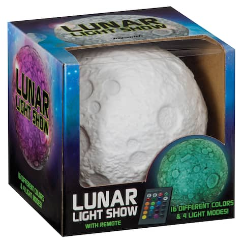 Toysmith Lunar Light Show Set with Remote