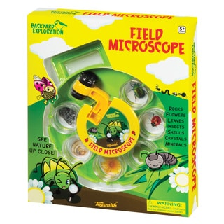 Toysmith Field Microscope Set