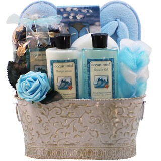 Ocean Mists Renewal Spa Relaxing Bath and Body Gift Set