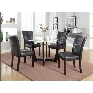Buy Glass Kitchen & Dining Room Sets Online at Overstock.com | Our ...