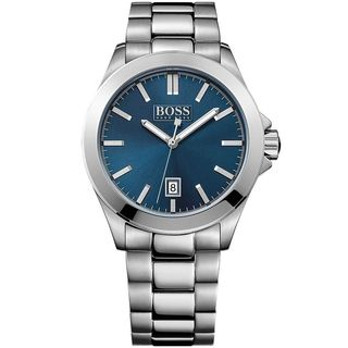 Hugo Boss Men's 1513303 'Essential' Stainless Steel Watch