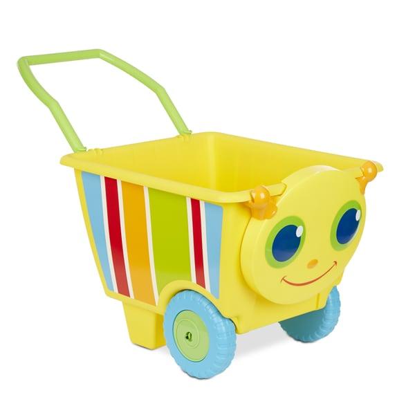Melissa & Doug Giddy Buggy Cart