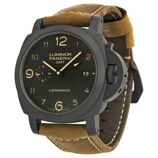 Panerai Men's PAM00441 Luminor 1950 Black Watch