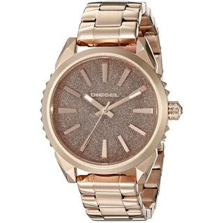 Diesel Women's DZ5502 Nuki Rose Gold Watch