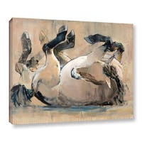 Mark Adlington's 'Roll' Gallery Wrapped Canvas