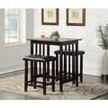 Laurel Creek Agatha Stools with Saddleback