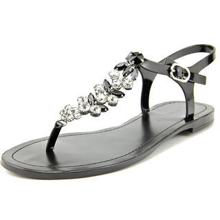 Ivanka Trump Women's 'Areya' Black Patent Sandals