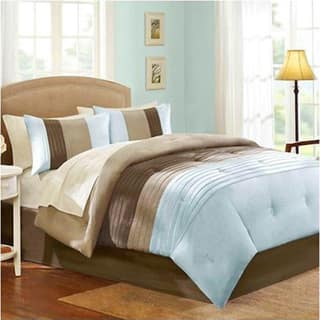 Shop Better Homes And Gardens Tradewinds 4 Piece Full Comforter