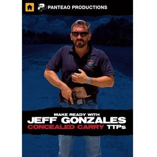 Jeff Gonzales: Concealed Carry Tip's
