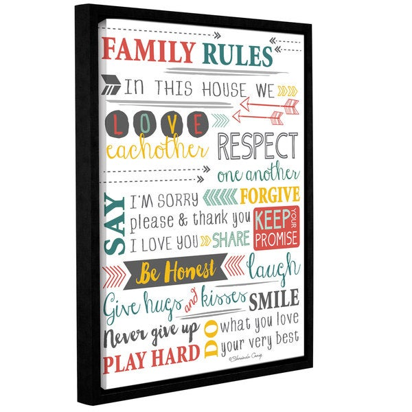 Shop Shawnda Craig Eve S Family Rules Art Gallery