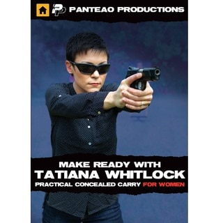 Tatiana Whitlock: Practical Concealed Carry