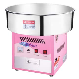 Great Northern Popcorn Pink Commercial Electric Cotton Candy Machine|https://ak1.ostkcdn.com/images/products/11692167/P18617337.jpg?impolicy=medium