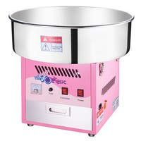 Great Northern Popcorn Pink Commercial Electric Cotton Candy Machine