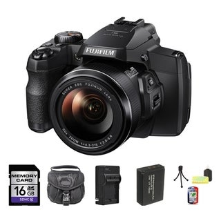 Fujifilm FinePix S1 Digital Camera Bundle