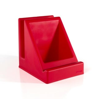 Tabletop Audio Center - Red