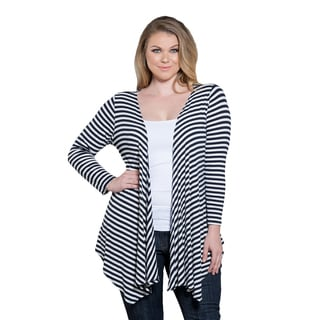 Sealed with a Kiss Women's Plus Size Ashley Cardigan