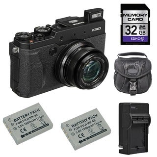 Fujifilm X30 32GB Camera Bundle