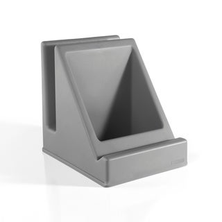 Tabletop Audio Center - Grey