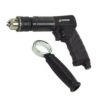 Airbase .5-inch Reversible Air Drill Industrial Duty