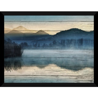 Stillness' Giclee Wood Wall Decor
