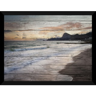 Tranquility' Giclee Wood Wall Decor