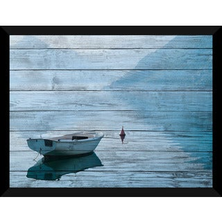 Lake Wonders' Giclee Wood Wall Decor