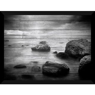 Beyond The Sea Giclee Wood Wall Decor