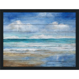 Blues' Giclee Wood Wall Decor
