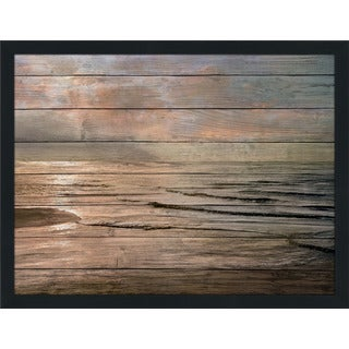 Sands Of Time Giclee Wood Wall Decor