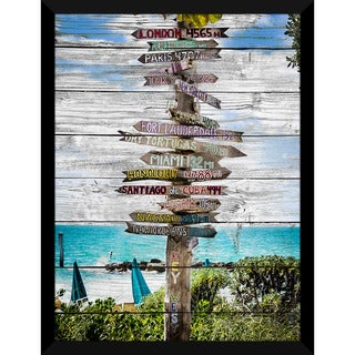 Key West Signs Giclee Wood Wall Decor