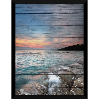 Shore Thing' Giclee Wood Wall Decor