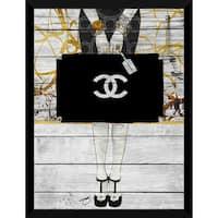 BY Jodi 'Runaway With Me' Giclee Wood Wall Decor